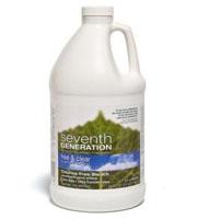 Seventh Generation Chlorine Free Bleach
