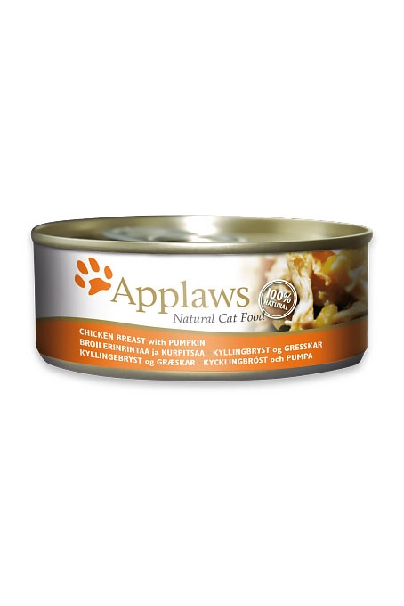Applaws Chicken Breast & Pumpkin Canned Cat Food