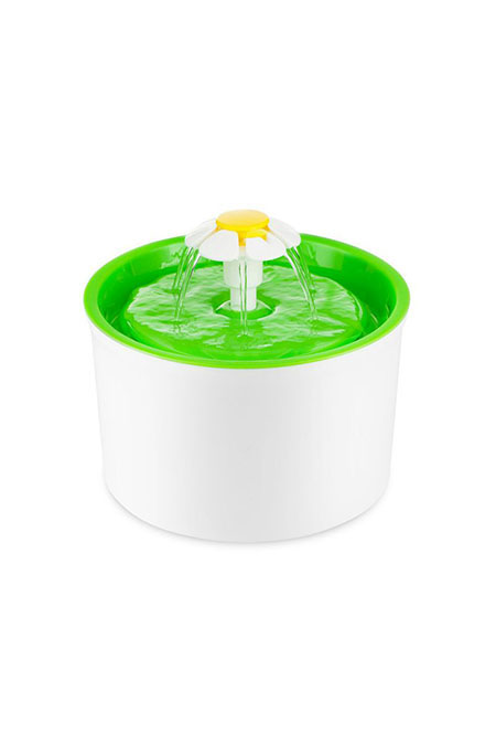Beacon Pet Flower Fountain for Pets (Green)