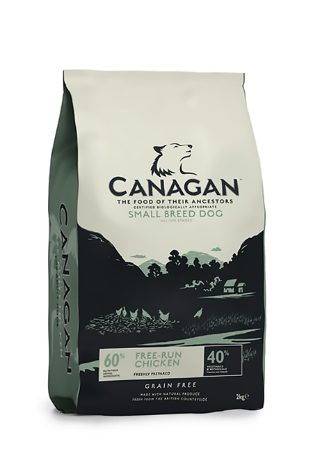 Canagan Grain Free Free Run Chicken for Small Breed Dogs