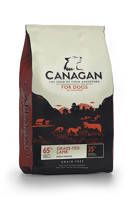 Canagan Grain Free Grass Fed Lamb for Dogs