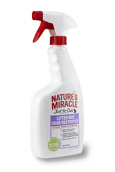 Nature's Miracle 貓沙盤去味劑 | Nature's Miracle Litter Box Odor Destroyer