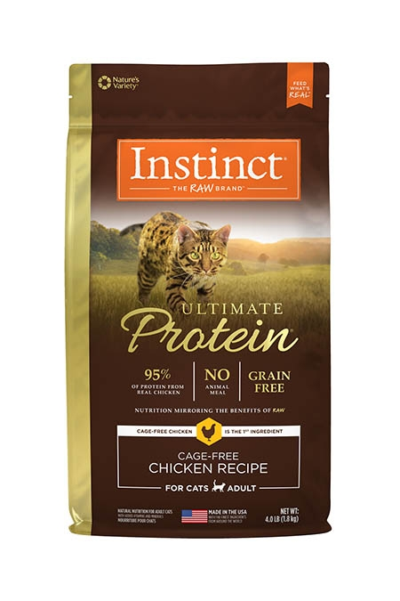 Nature's Variety Ultimate Protein Chicken Cat Food
