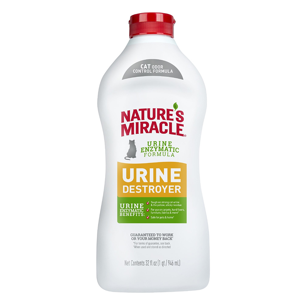 Nature's Miracle 貓用去尿味清潔液 | Nature's Miracle Just for Cats Urine Destroyer