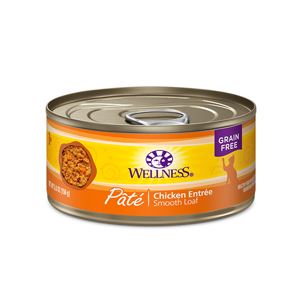 Wellness Cat Canned (3 oz) - 24 cans