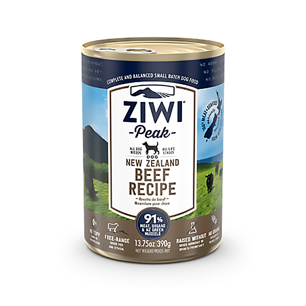 Ziwipeak Beef Canned Food for Dogs