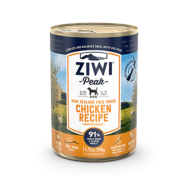 Ziwipeak Chicken Canned Food for Dogs