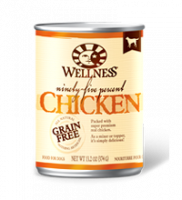 Wellness 95% Grain Free Recipe (13.2 oz)